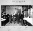 City of Seattle Water Department officials, May 10, 1895