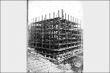 Alaska Building construction, July 26, 1904