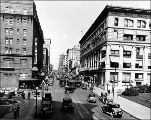 3rd Ave. from Yesler Way, October 1926