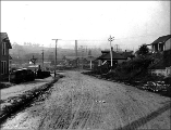 Dearborn St. regrade, September 12, 1909