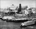 Waterfront, vicinity of Madison St., 1967