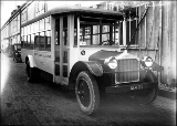 Seattle Municipal Railway bus, March 3, 1924