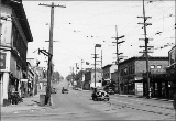 Fremont Ave., looking north from N. 34th St., ca. 1935