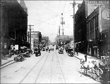 1st Ave. from Seneca St., ca. 1902