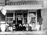Bon Marche, Nordhoff and Co. department store, ca. 1900