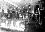 Hudson Bay Co. store interior, n.d.