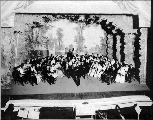 Orchestra at the Grand Theatre, Seattle, Wash., ca. 1905
