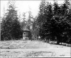 Woodland Park hunting lodge, ca. 1895