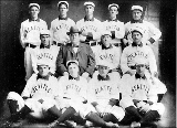 Baseball team, Northwest League, 1902