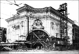 Coliseum Theatre construction, November 12, 1915