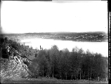Lake Union and surrounding neighborhoods from Queen Anne Hill, n.d.