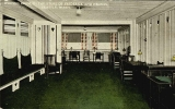 Frederick and Nelson store interior, writing room, ca. 1912