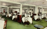 Frederick and Nelson store tea room, ca. 1913