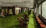 Frederick and Nelson store interior, cloak and suit section, ca. 1913