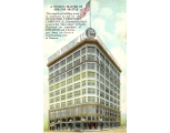 Schoenfeld Building housing the Standard Furniture Co., northwest corner of 2nd Ave. and Pine St.,...