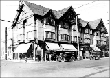 College Inn at University Way N.E. and N.E. 40th St., ca. 1920