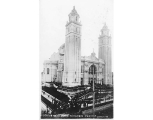 Dedication of St. James Cathedral, 9th Ave. and Columbia St., 1907