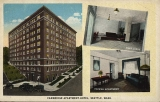 Cambridge Apartment Hotel, 9th Ave. and Union St., n.d.