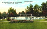 Children's wading pool and playground in Volunteer Park, n.d.