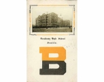 Broadway High School, E. Broadway and E. Pine St., 1914