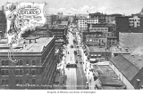 3rd Ave., looking north, Seattle,  1911