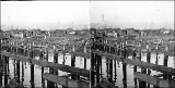 Waterfront near shantytown known as Hooverville, 1938