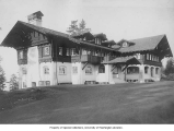 Clubhouse exterior, Seattle Golf and Country Club, ca. 1910