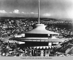 Space Needle, Century 21 Exposition, 1962