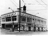 Gottstein Building at 9th Ave. and Pike St., n.d.