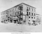 Hotel Ertyl at 9th Ave. and Pike St., ca. 1909