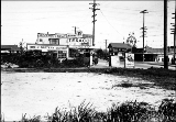 Gasoline service station at the corner of 15th Ave. N.W. and N.W. 85th St., Ballard, ca. 1920