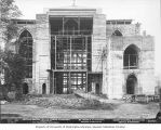 St. Mark's Episcopal Cathedral under construction, Seattle, Washington, May 1, 1930