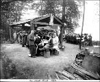 Carkeek Park picnic grounds, 1922