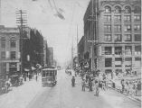 2nd Ave. from Cherry St., ca. 1904