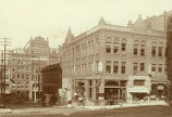 Washington Territory Investment Company Building, 2nd Ave. northwest corner Cherry St., 1900