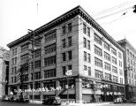 Hambach Building, 1st S. corner of King St., ca. 1937