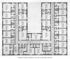 Sorrento Hotel floor plan, Terry Ave. and Madison St., ca. 1907