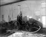 Gould steam fire engine, n.d.