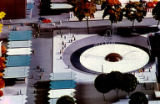 International Fountain, final model, Seattle World's Fair, January, 1962
