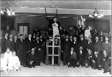 Washington Elks Club initiation, ca. 1907