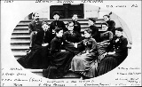Denny School teachers, 1887
