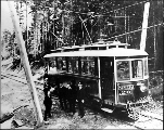Puget Sound Traction, Light and Power Co. car, 1912