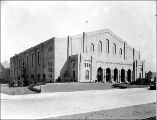 Civic Auditorium on Mercer St. between 3rd and 4th Aves. N., n.d.