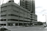 Bay Vista Condominium building, looking north up 2nd Ave. between Broad St. and Clay St., March 6,...