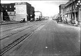 2nd Ave., looking north from Lenora St., 1921