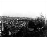 Panorama from Denny Hill, ca. 1890