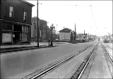 2nd Ave. and Bell St. looking north, September 16, 1920
