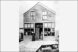 First post office in Fremont, 1890