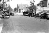 Bellevue Ave., looking north from about Olive Way 1931