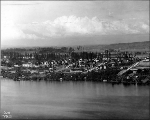 Eastlake and Lake Union from Queen Anne, 1910